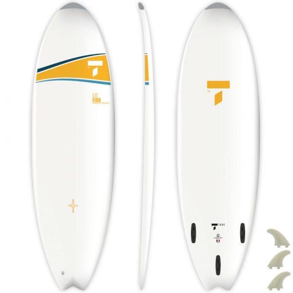 TAHE SURF 5'10 FISH